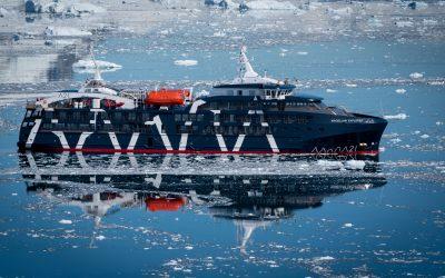 Antarctica and South Georgia Air Cruise
