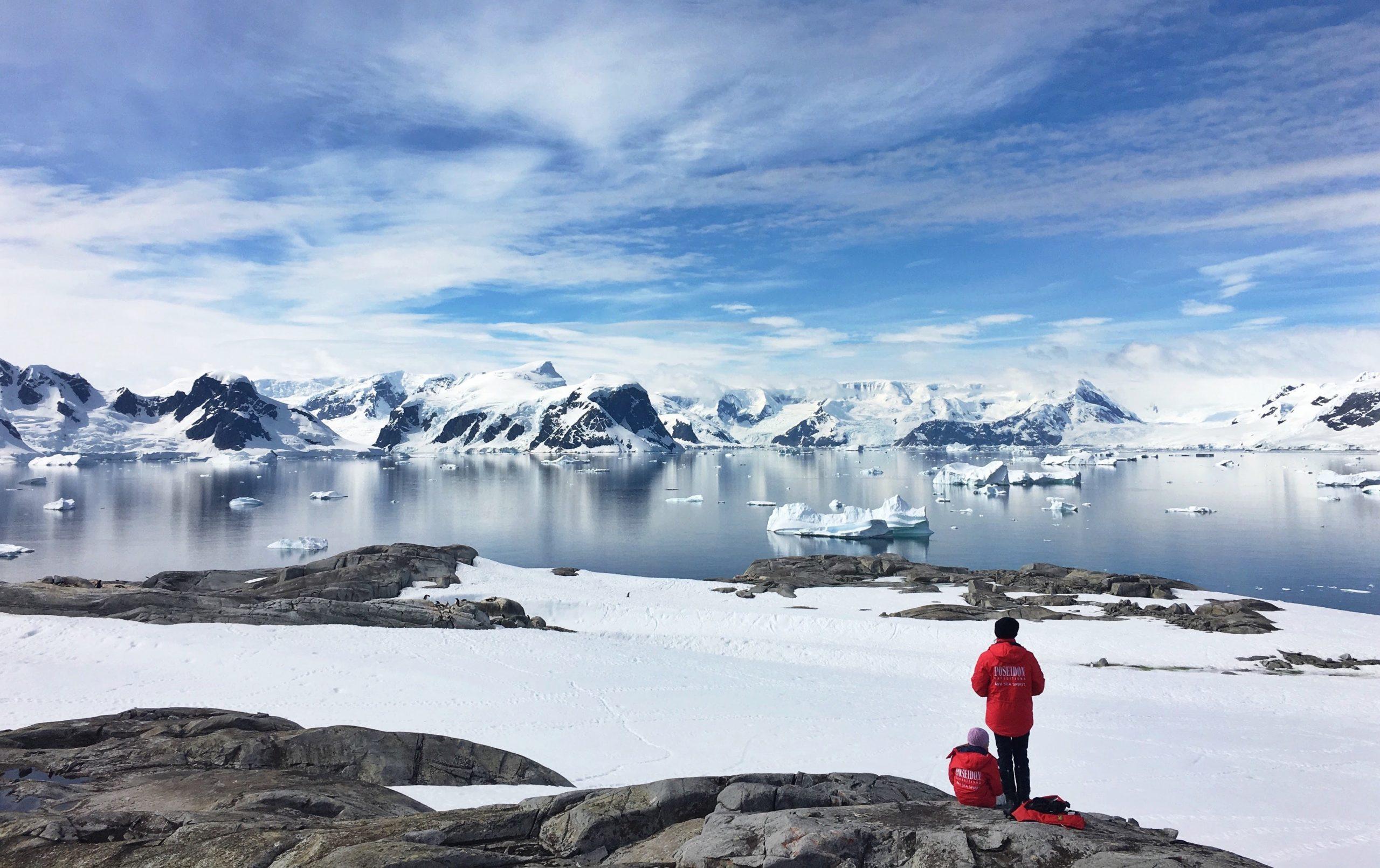 antarctica trips